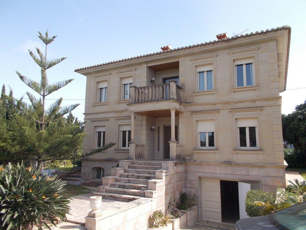 V42 Luxury villa of 5 bedrooms in first line of sea for sale in las Rotas, Denia, Alicante - Property Photo 3