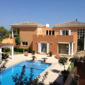 VP55   Luxury villa of 4 bedrooms with pool for sale in La Sella, Denia