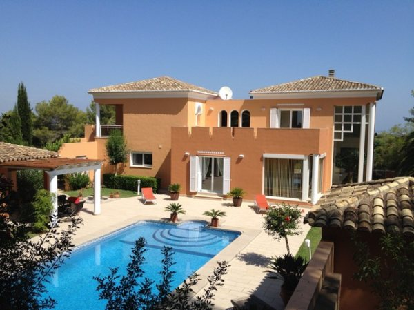 VP55   Luxury villa of 4 bedrooms with pool for sale in La Sella, Denia - Photo