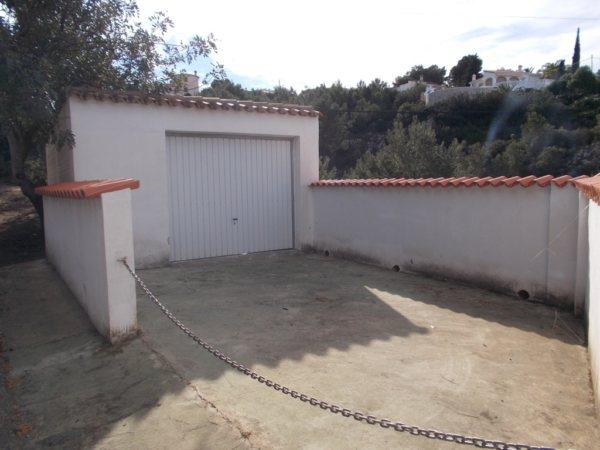 VP35 Chalet de 3 habitaciones con piscina en venta en La Pedrera, Denia - Foto