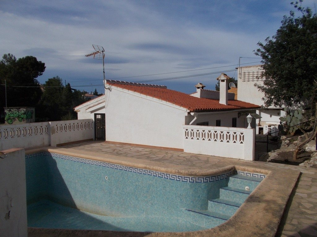 VP35 Villa for sale in Denia with 3 bedrooms and pool on the montgo mountain - Property Photo 18