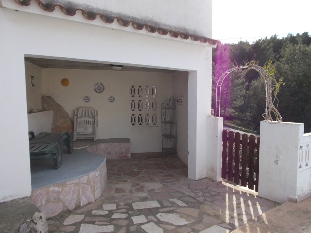 VP35 Villa for sale in Denia with 3 bedrooms and pool on the montgo mountain - Property Photo 23
