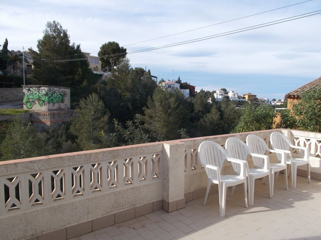 VP35 Villa for sale in Denia with 3 bedrooms and pool on the montgo mountain - Property Photo 24