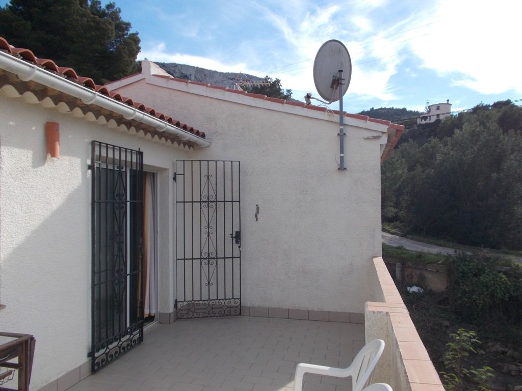 VP35 Villa for sale in Denia with 3 bedrooms and pool on the montgo mountain - Property Photo 6