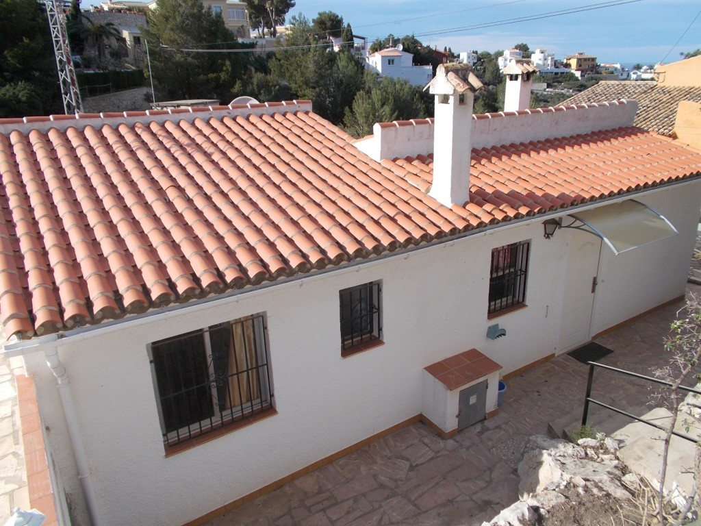 VP35 Villa for sale in Denia with 3 bedrooms and pool on the montgo mountain - Property Photo 5