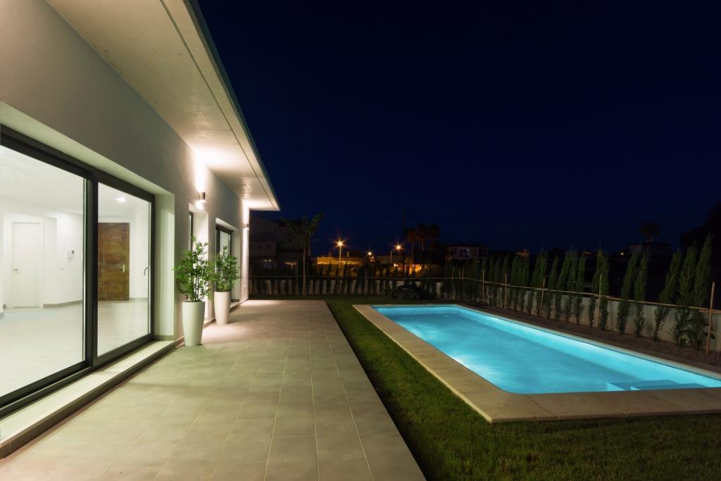 ... VP64 3 Schlafzimmer Villa Mit Pool Zum Verkauf In Els Poblet    Objektbild 3 ...
