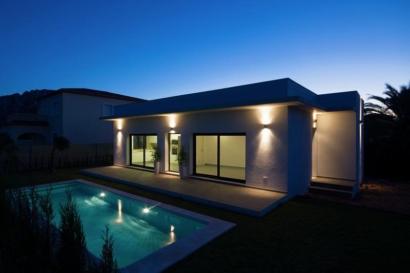 ... VP64 3 Schlafzimmer Villa Mit Pool Zum Verkauf In Els Poblet    Objektbild 4 ...