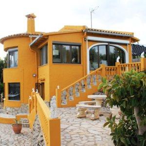 VP65  3 bedroom villa with panoramic views for sale near La Sella Golf