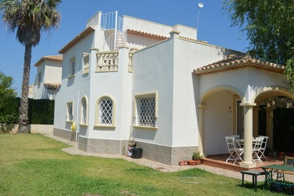 V03 Villa of 4 bedrooms for sale in Las Marinas, Denia - Photo