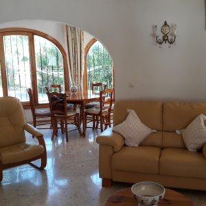 VP51   Chalet de 3 dormitorios con piscina en venta en Las Marinas, Denia