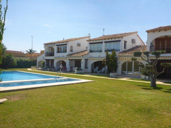 A01   2 bedroom ground floor apartment for sale in Las Marinas, Denia - Photo