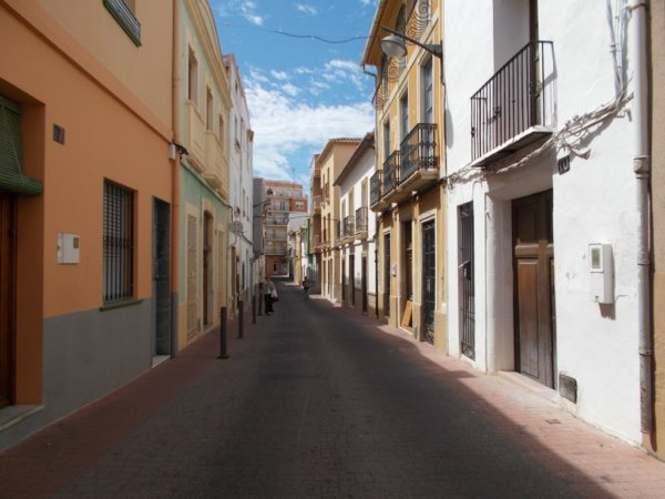 TH8  Town house of 4 bedrooms for sale in Ondara, Alicante - Photo