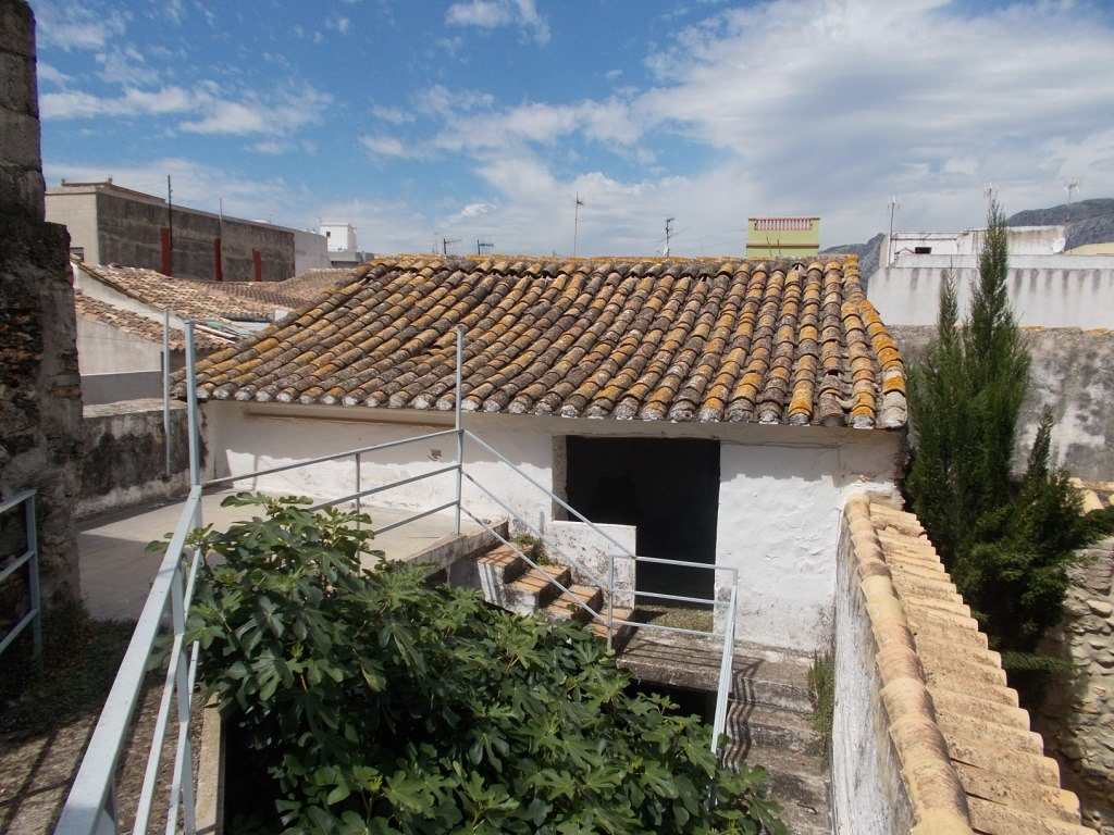 TH8  Town house of 4 bedrooms for sale in Ondara, Alicante - Property Photo 29