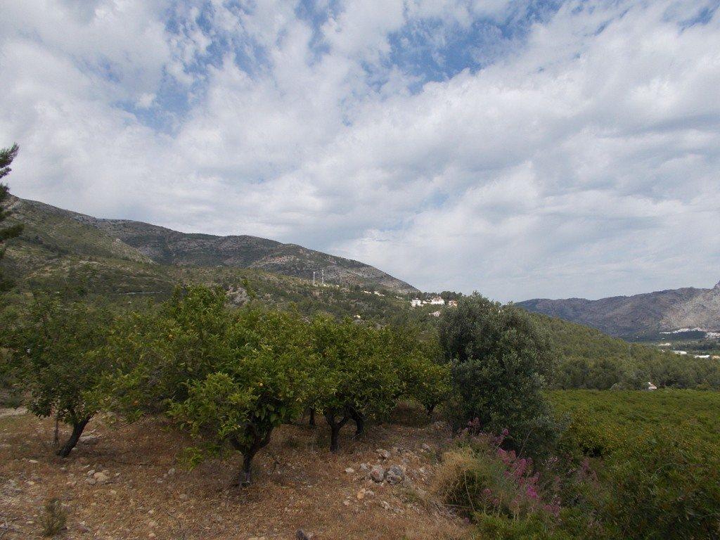 V14 Villa und Grundstück zum Verkauf in Parcent - Objektbild 18