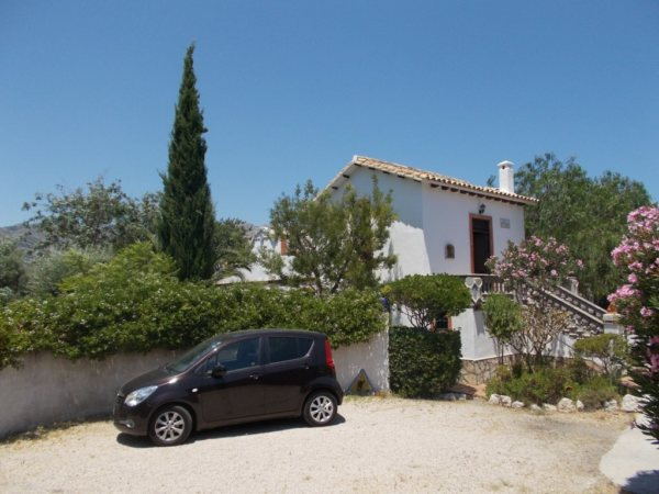 V18 Country house for sale in Orba, Alicante, Spain - Photo