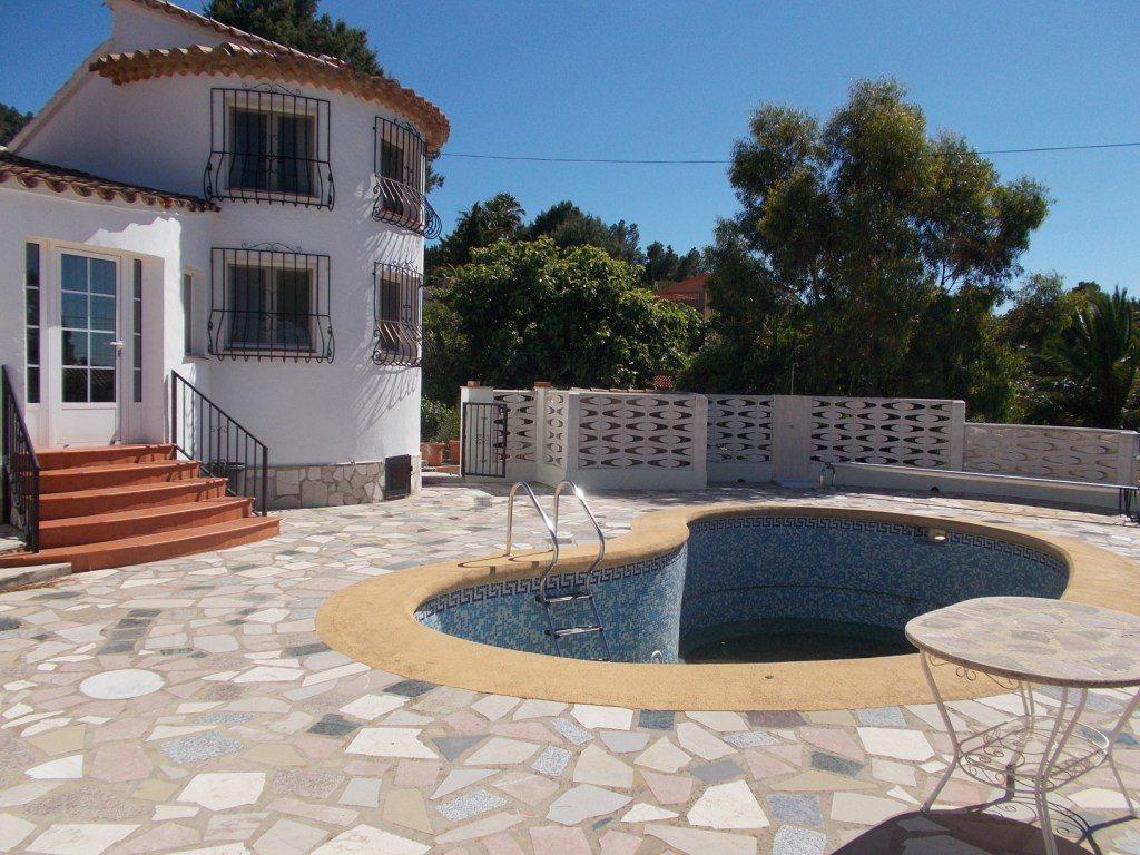 Villa A Vendre Montgo Espagne