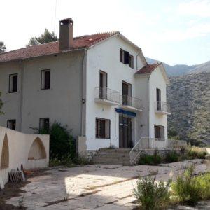 VP96 Villa for sale with sea and mountain views in Vall de Laguar, Alicante, Spain