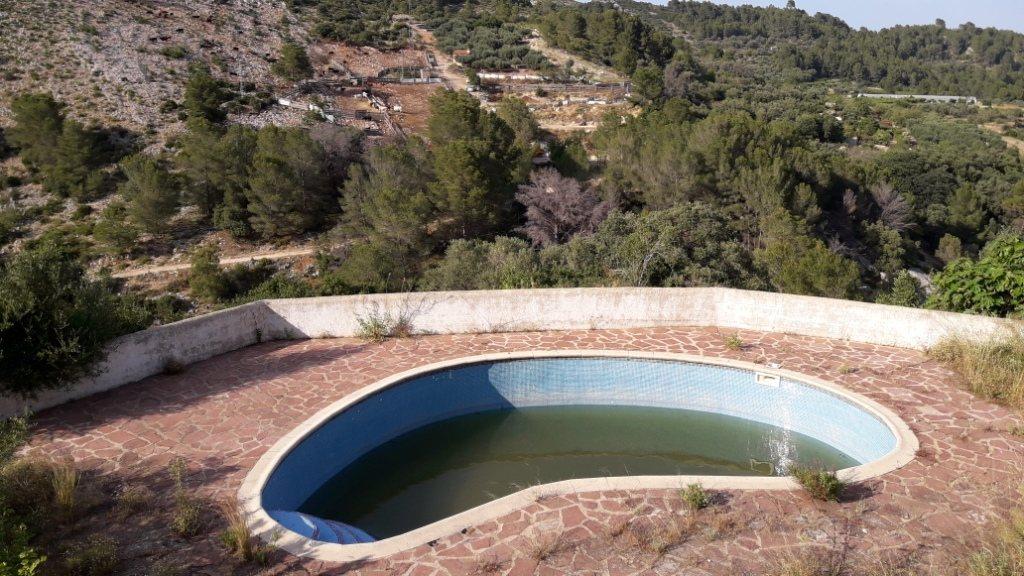 VP96 Villa zum Verkauf mit Blick aufs Meer und die Berge in Vall de Laguar, Alicante, Spanien. - Objektbild 16