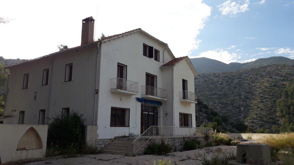 VP96 Villa zum Verkauf mit Blick aufs Meer und die Berge in Vall de Laguar, Alicante, Spanien. - Objektbild 18