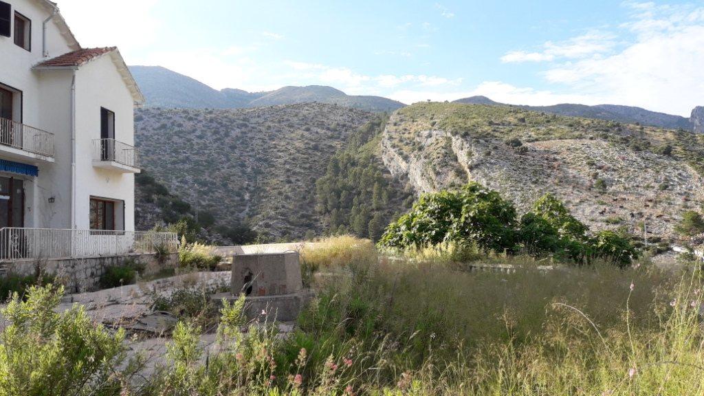 VP96 Villa zum Verkauf mit Blick aufs Meer und die Berge in Vall de Laguar, Alicante, Spanien. - Objektbild 19