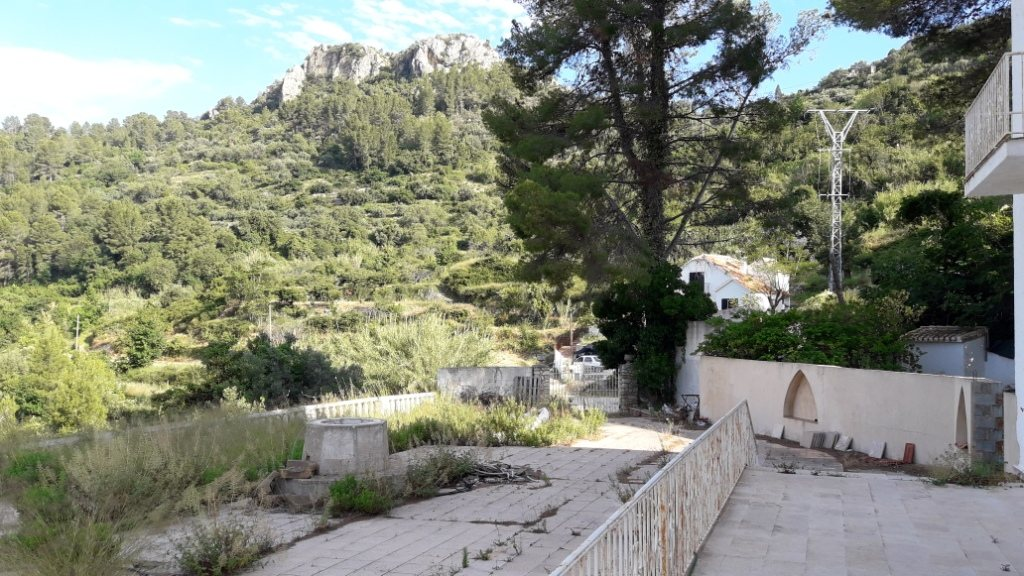 VP96 Villa zum Verkauf mit Blick aufs Meer und die Berge in Vall de Laguar, Alicante, Spanien. - Objektbild 22