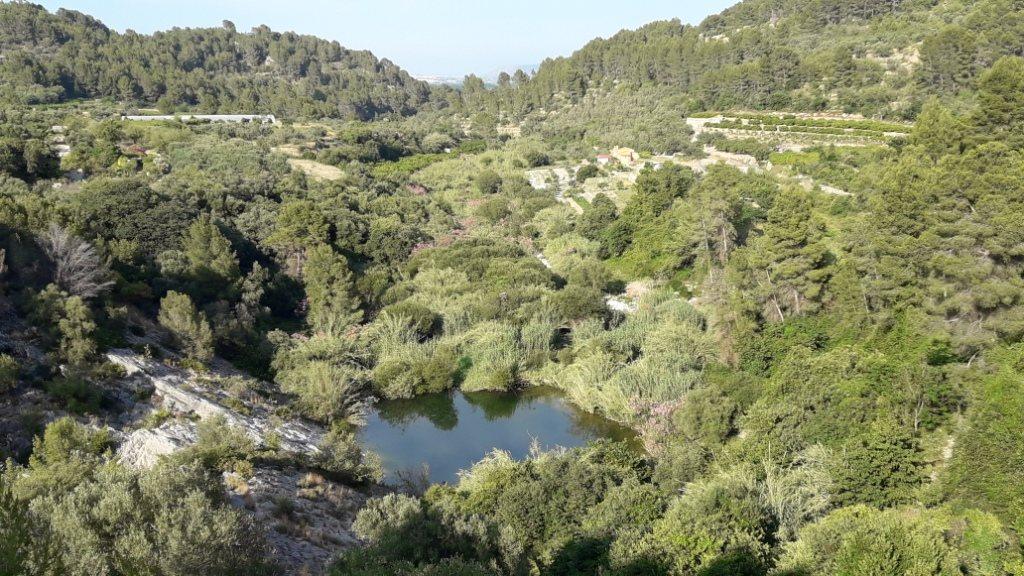 VP96 Villa zum Verkauf mit Blick aufs Meer und die Berge in Vall de Laguar, Alicante, Spanien. - Objektbild 23