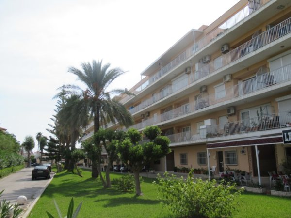 A45 Beach apartment for sale in Denia with 2 bedrooms, Spain - Photo