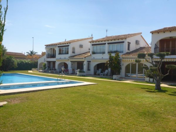 A48 Denia beach apartment for sale with 1 bedroom, Spain - Photo