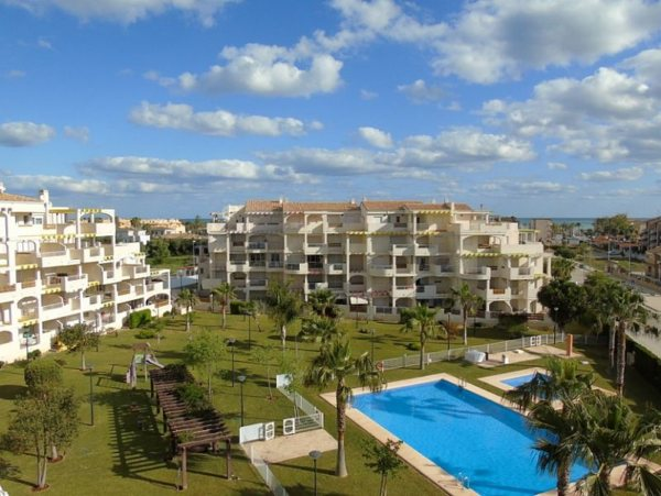A49 Penthouse for sale in Denia with sea and mountain views, Spain - Photo