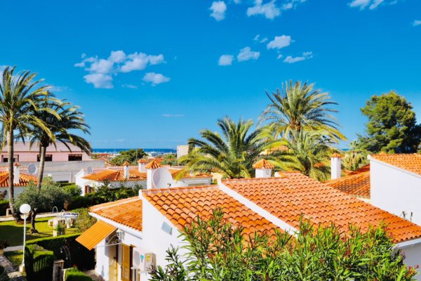 B8 Terraced house for sale in Denia with 3 bedrooms and sea views - Photo