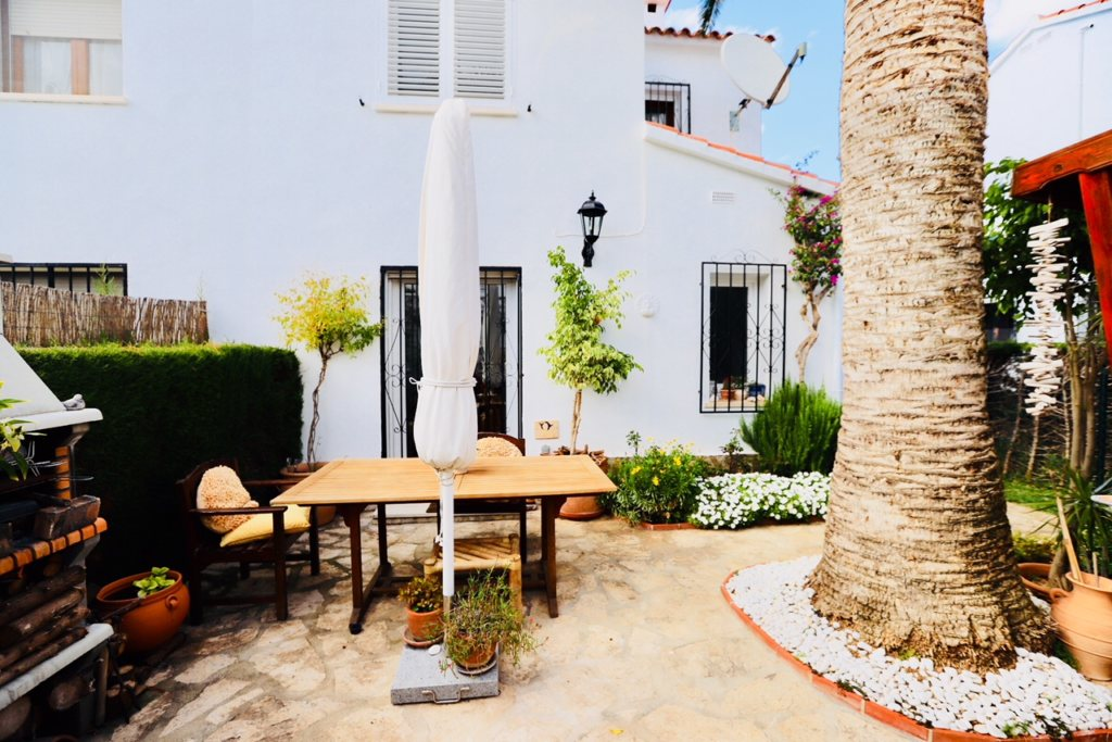 B8 Terraced house for sale in Denia with 3 bedrooms and sea views - Property Photo 13