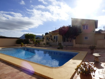 VP119 Finca for sale in La Jara, Denia, Spain - Photo