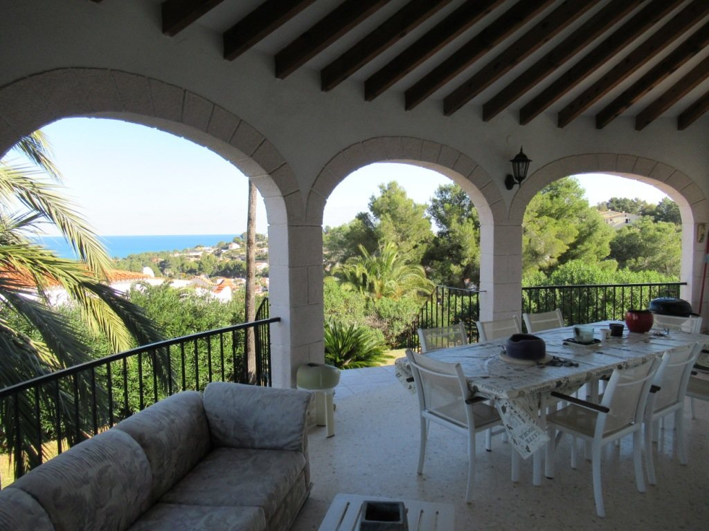 VP121 Large Villa for sale in Denia Spain with 8 bedrooms and sea views - Property Photo 11