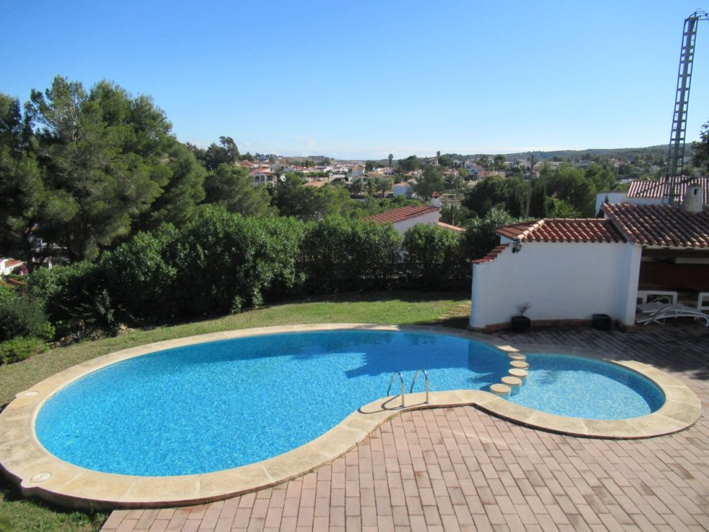 VP121 Large Villa for sale in Denia Spain with 8 bedrooms and sea views - Property Photo 19