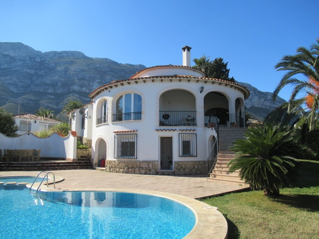 VP121 Large Villa for sale in Denia Spain with 8 bedrooms and sea views - Property Photo 20