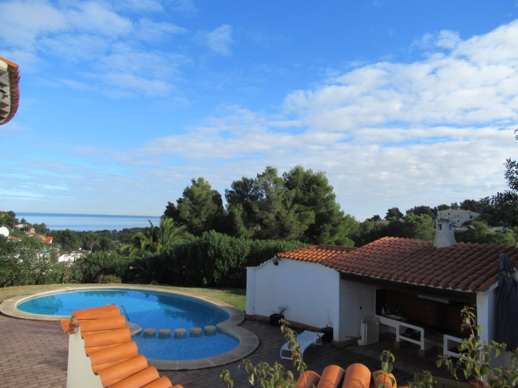 VP121 Large Villa for sale in Denia Spain with 8 bedrooms and sea views - Property Photo 5
