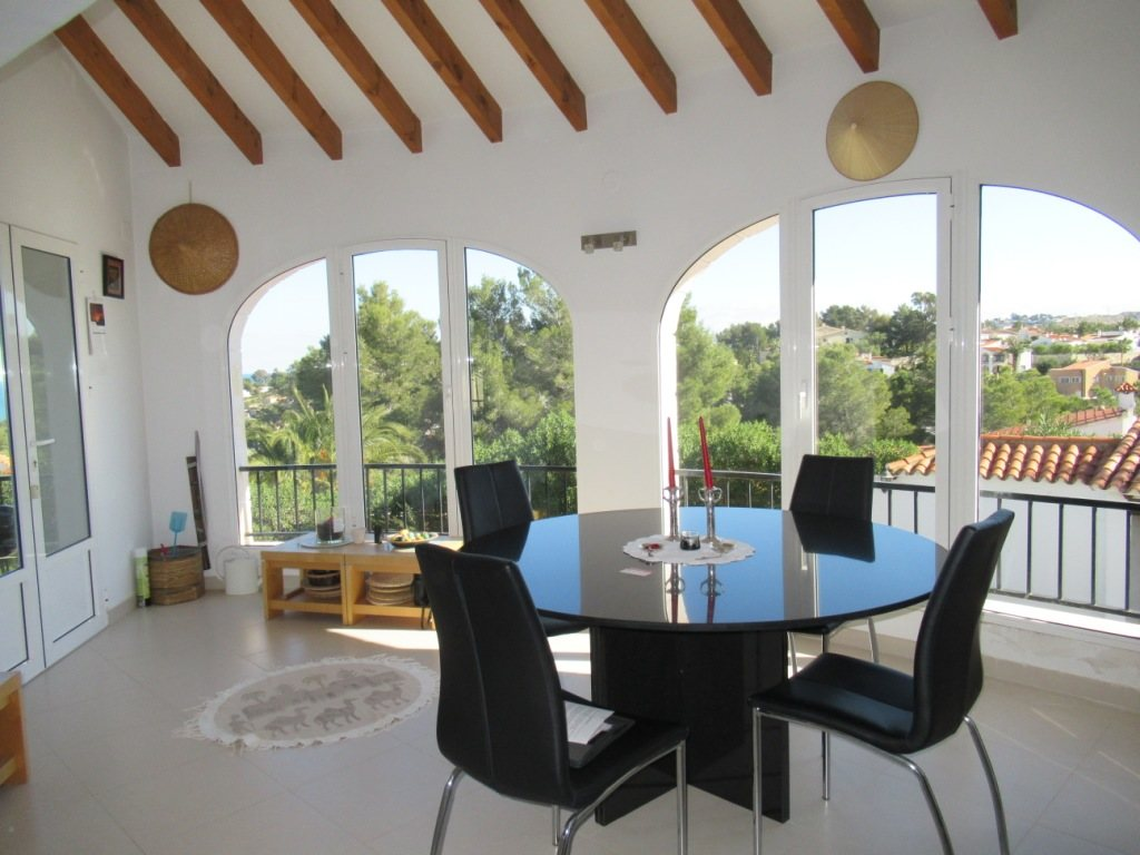 VP121 Large Villa for sale in Denia Spain with 8 bedrooms and sea views - Property Photo 12