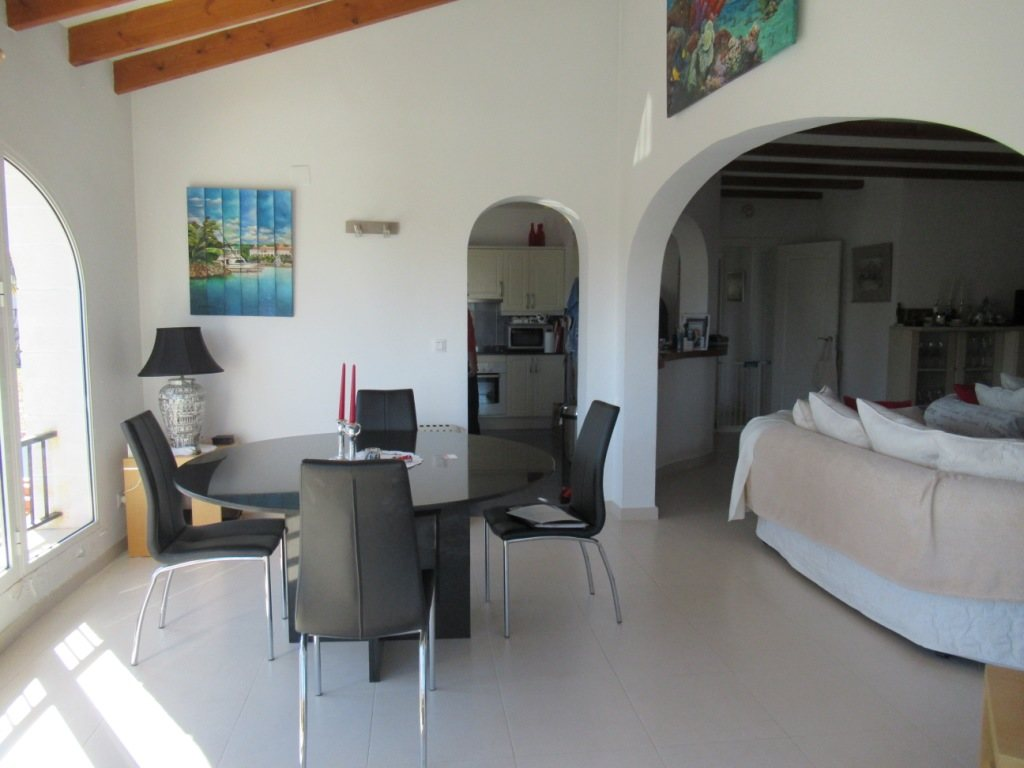 VP121 Large Villa for sale in Denia Spain with 8 bedrooms and sea views - Property Photo 13