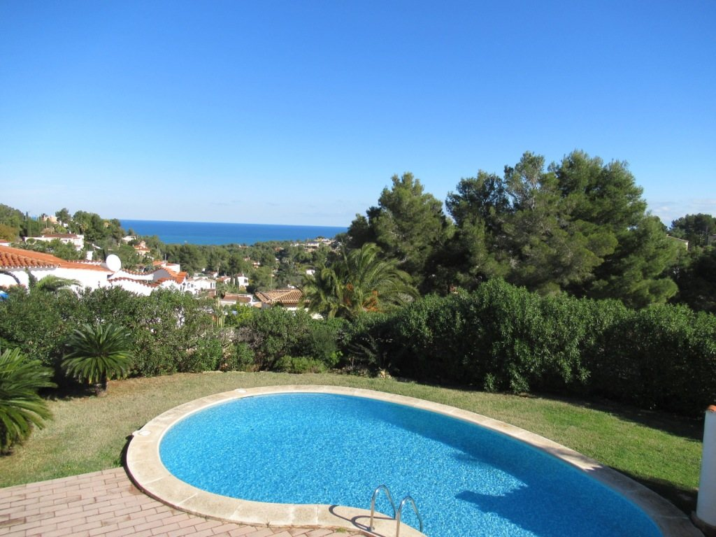 VP121 Large Villa for sale in Denia Spain with 8 bedrooms and sea views - Property Photo 6