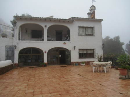 VP115   Villa with restaurant for sale in Oliva, Valencia, Spain. - Photo