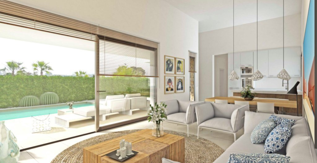 VP129 New construction of Villas for sale in Els Poblets, Spain. - Property Photo 5