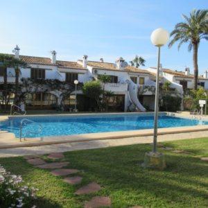 A2 Apartamento en venta en Denia cerca de la playa.