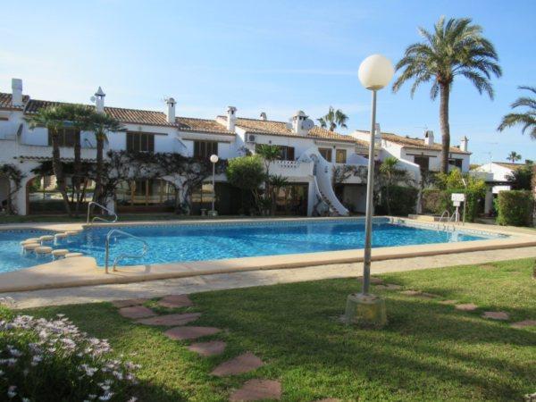 A2 Apartamento en venta en Denia cerca de la playa. - Foto