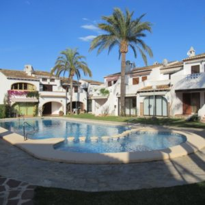 A2 Apartment for sale in Denia close to the beach