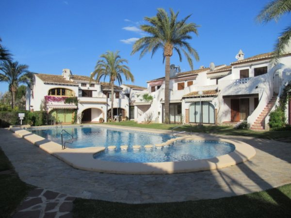 A2 Apartment for sale in Denia close to the beach - Photo