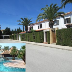 B25 House for sale in Denia with private plot near the beach of Las Marinas