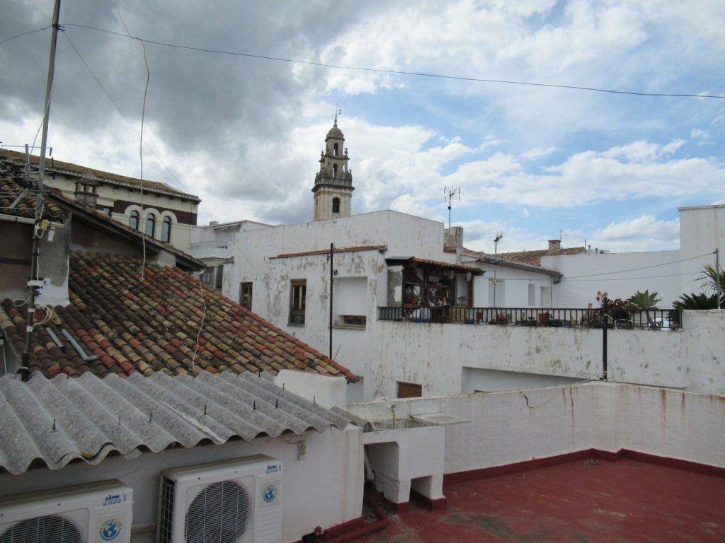 TH5 Casa de Pueblo a la venta en Pego con terraza abierta - Foto Propiedad 5