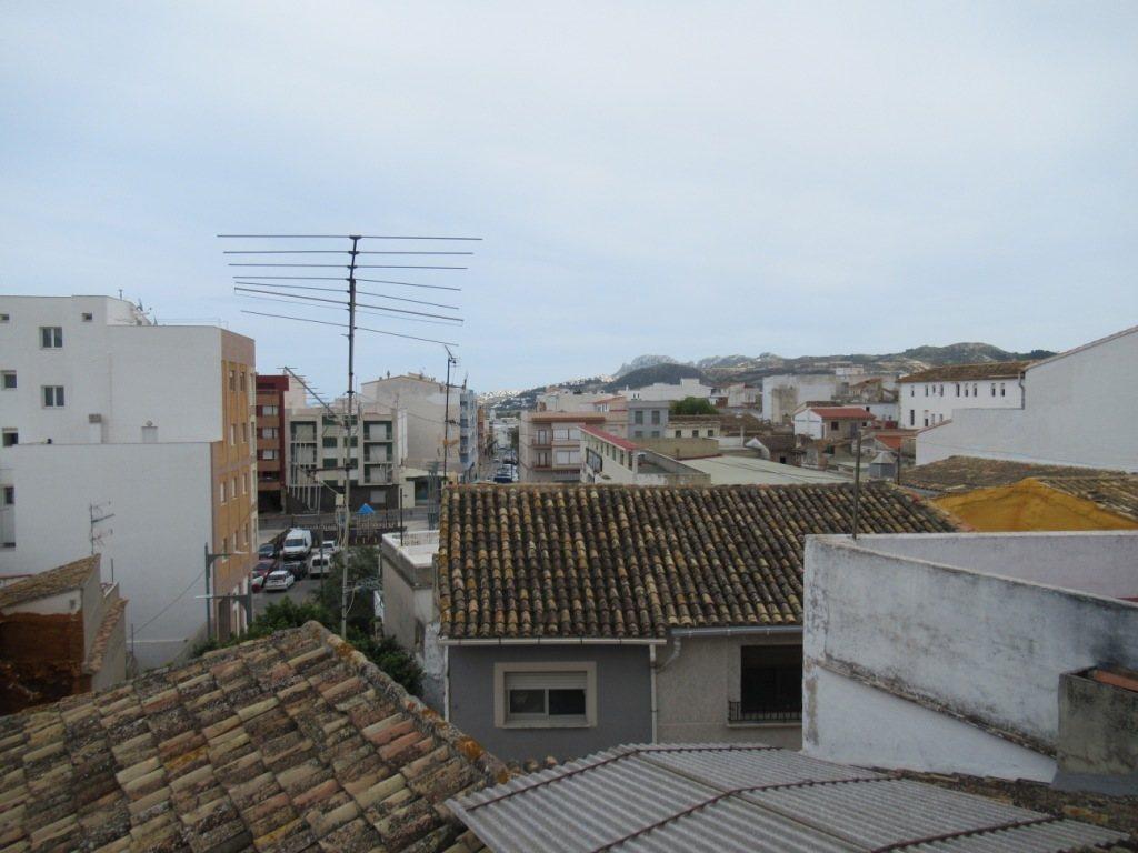 TH5 Casa de Pueblo a la venta en Pego con terraza abierta - Foto Propiedad 3