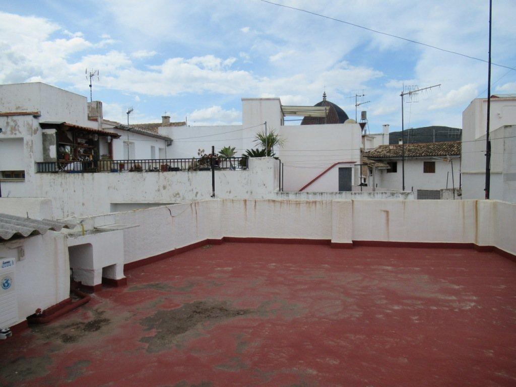 TH5 Casa de Pueblo a la venta en Pego con terraza abierta - Foto Propiedad 4