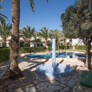 X-01206 Townhouse in Dénia with 3 Bedrooms